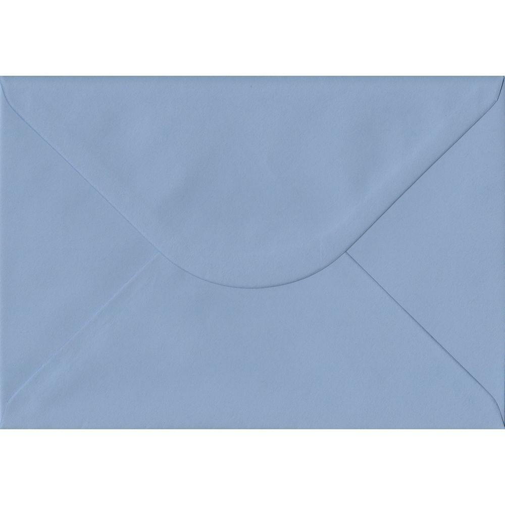 Wedgwood Blue C5 162mm x 229mm Gummed A5 Size Colour Envelopes