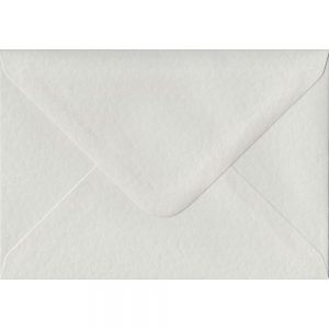 White Hammer C6 114mm x 162mm Gummed Coloured A6 Card Envelopes