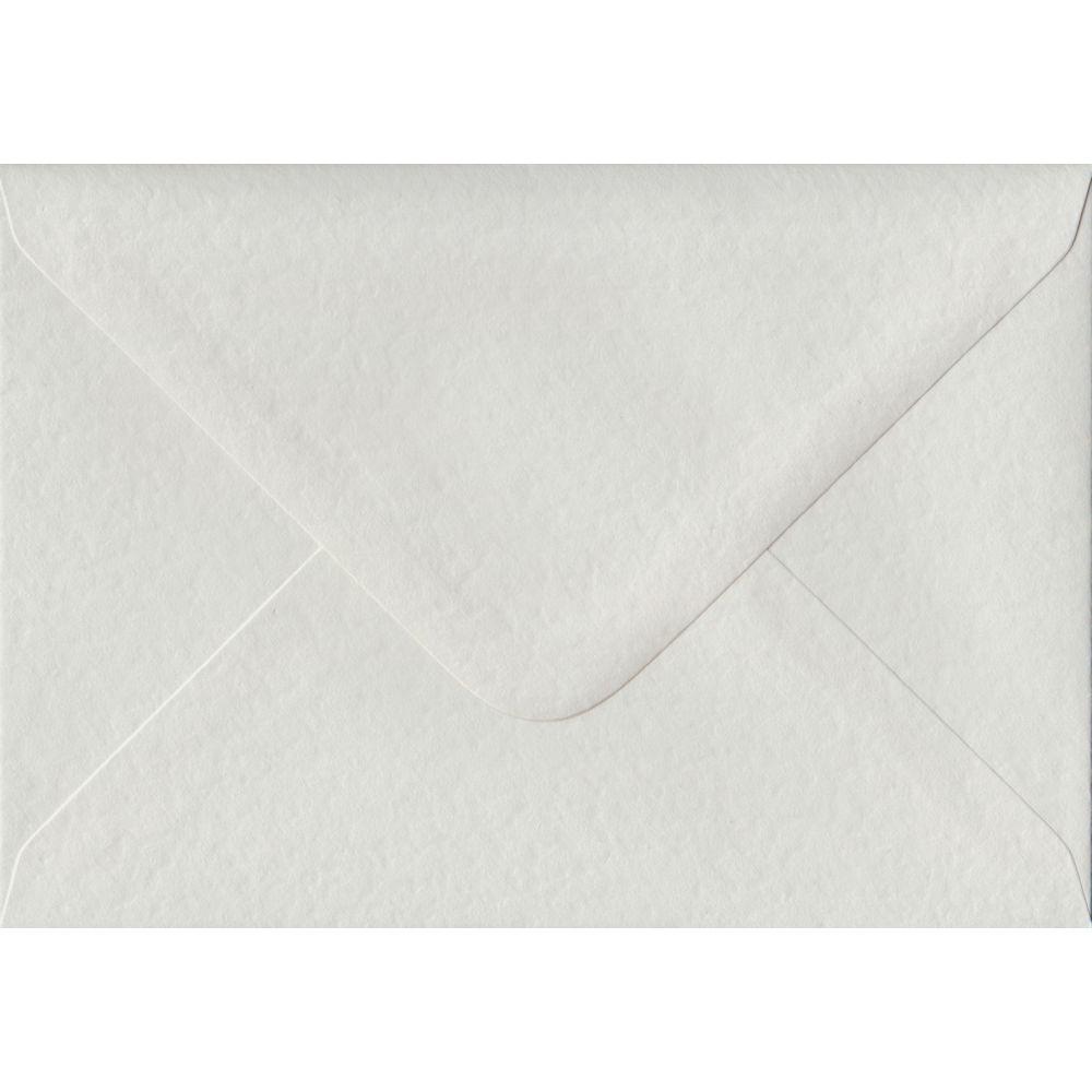 White Hammer C6 114mm x 162mm Gummed Coloured A6 Card Envelopes