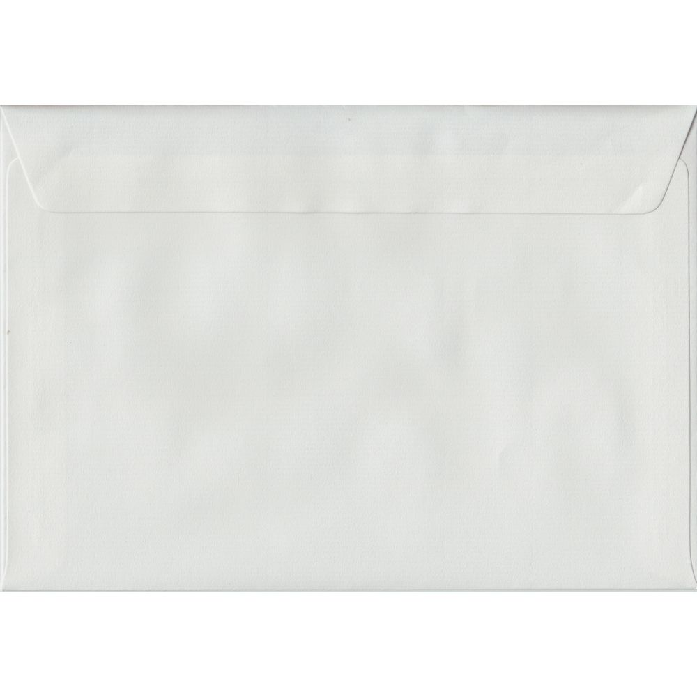 White Laid C5 162mm x 229mm Peel/Seal A5 Size Colour Envelopes