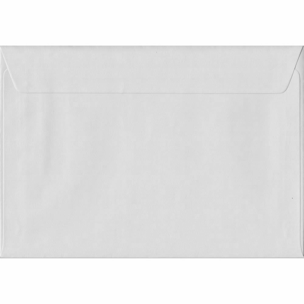 White C5 162mm x 229mm Peel/Seal A5 Size Colour Envelopes