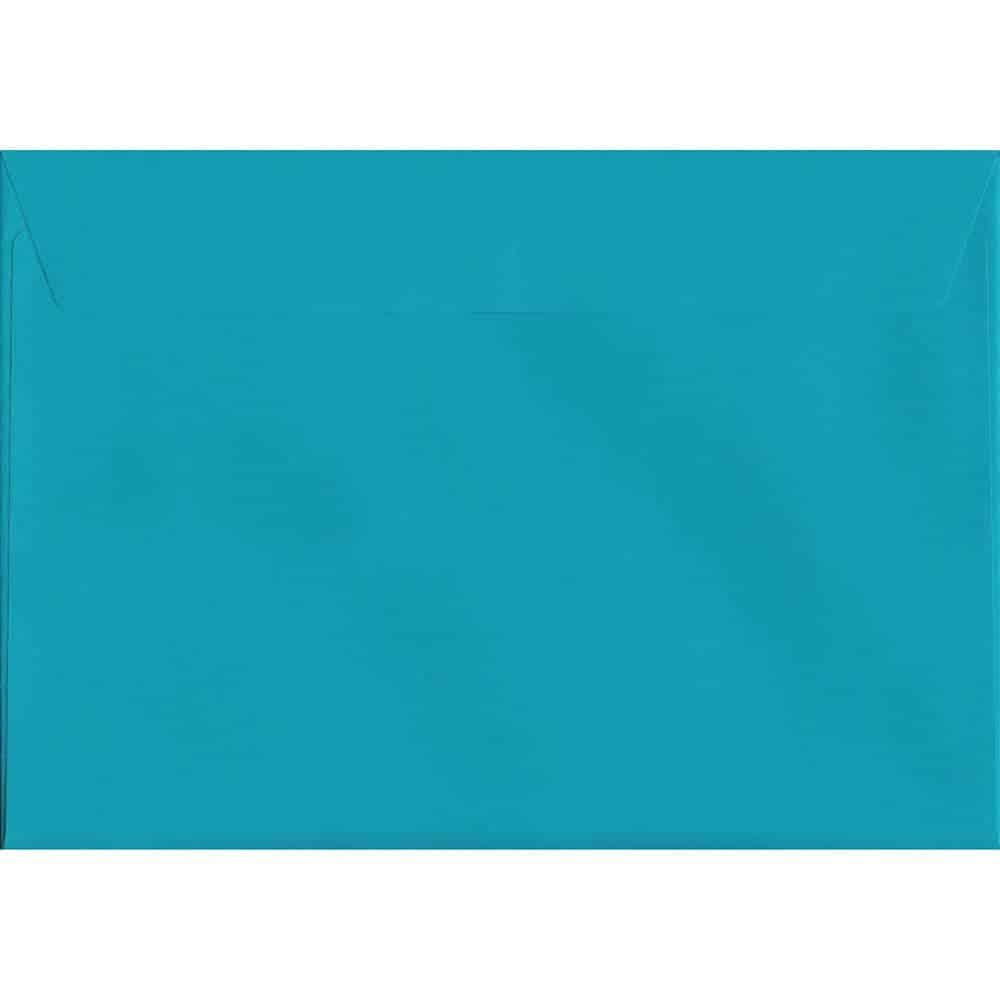 50 C4/A4 Blue Envelopes. Deep Blue. 229mm x 324mm. 120gsm paper. Extra Value MultiPack.