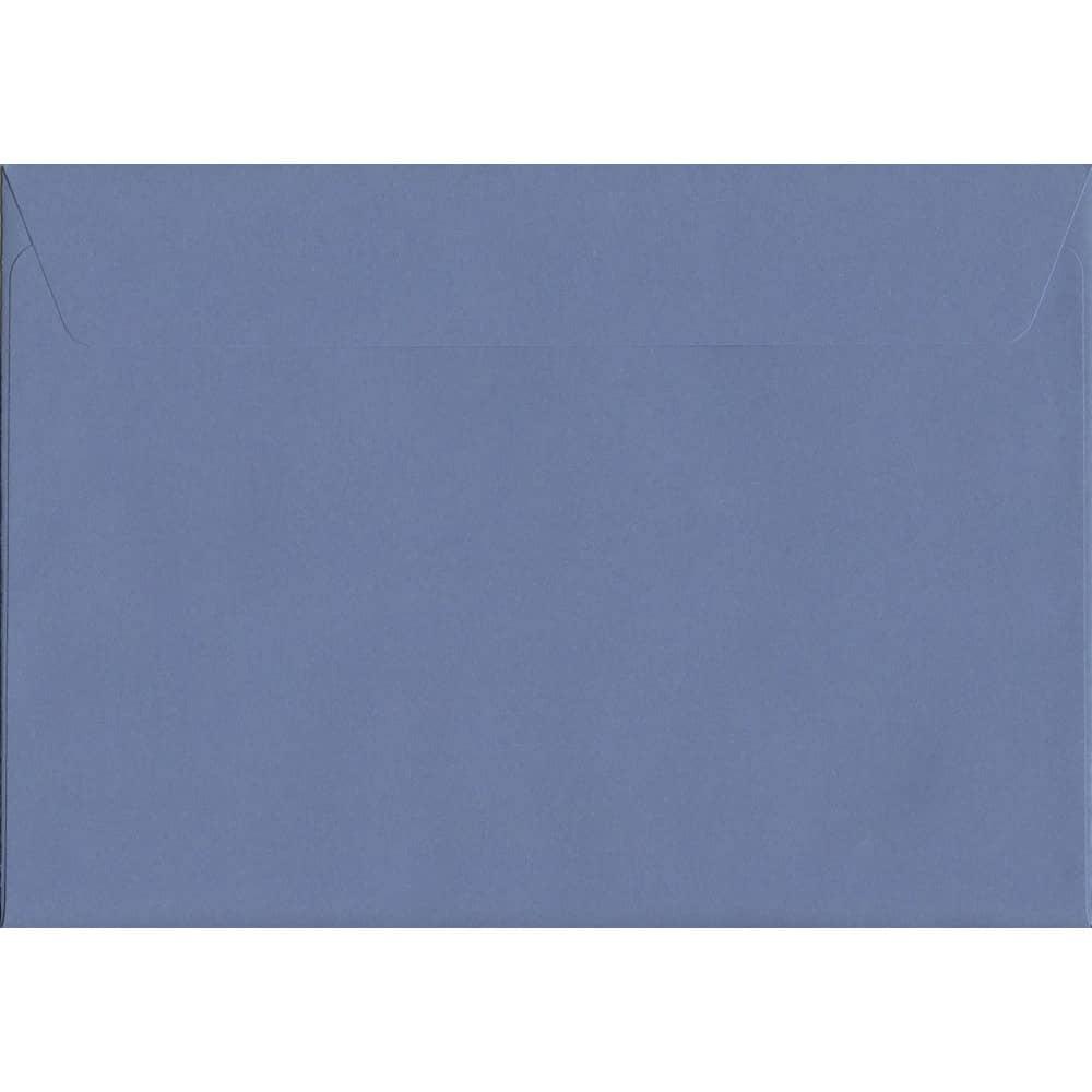 50 C4/A4 Purple Envelopes. Deep Lavender. 229mm x 324mm. 120gsm paper. Extra Value MultiPack.