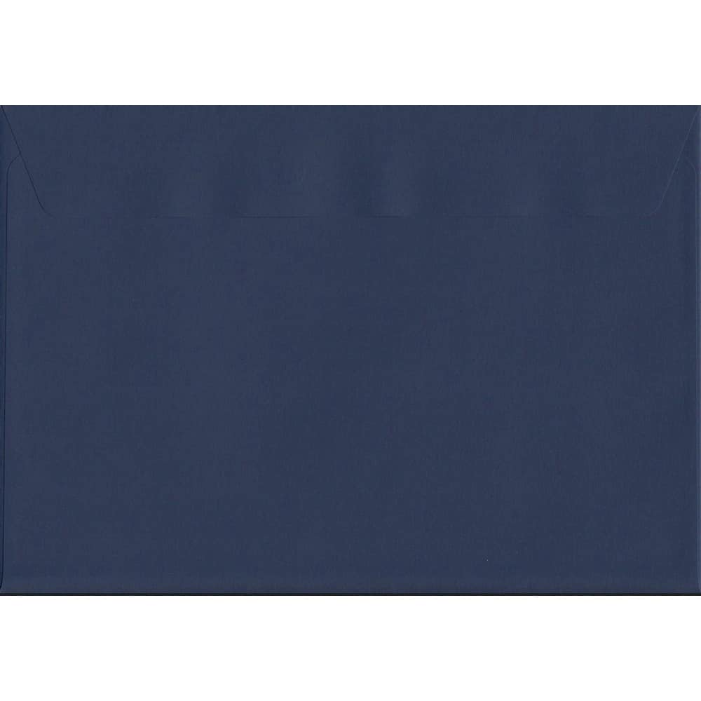 50 C4/A4 Blue Envelopes. Oxford Blue. 229mm x 324mm. 120gsm paper. Extra Value MultiPack.