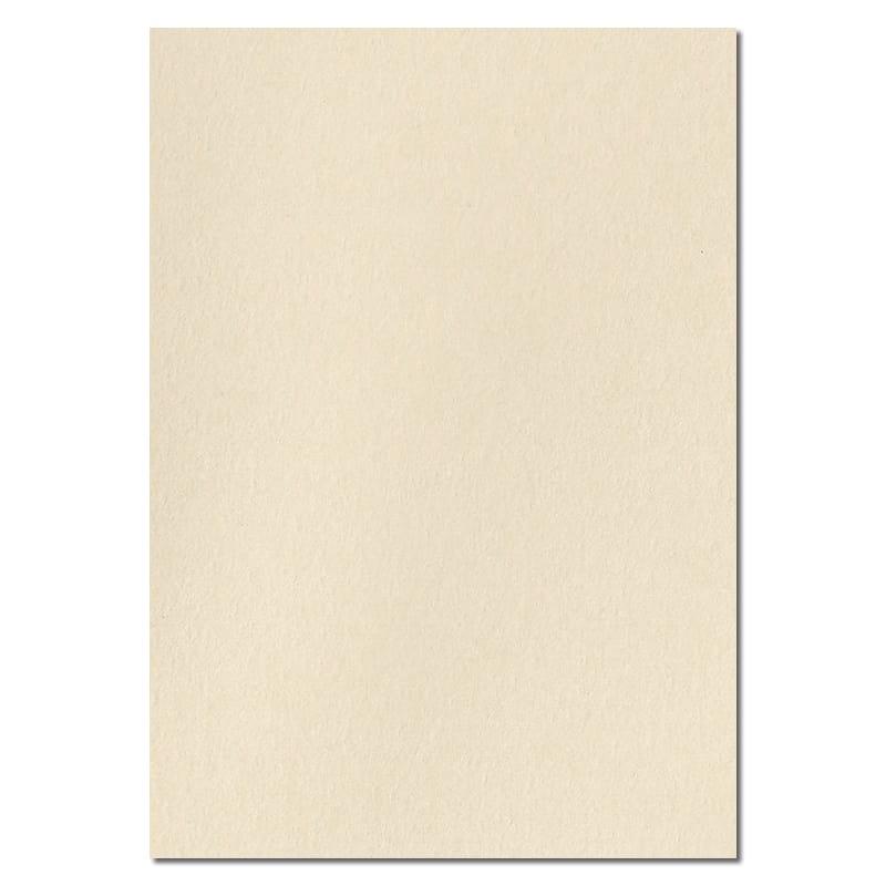 297mm x 210mm Clotted Cream Cream A4 120gsm Paper