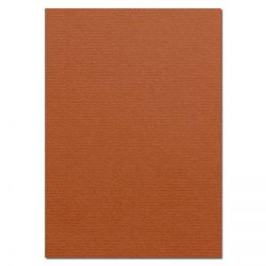 297mm x 210mm Copper Brown A4 100gsm Paper