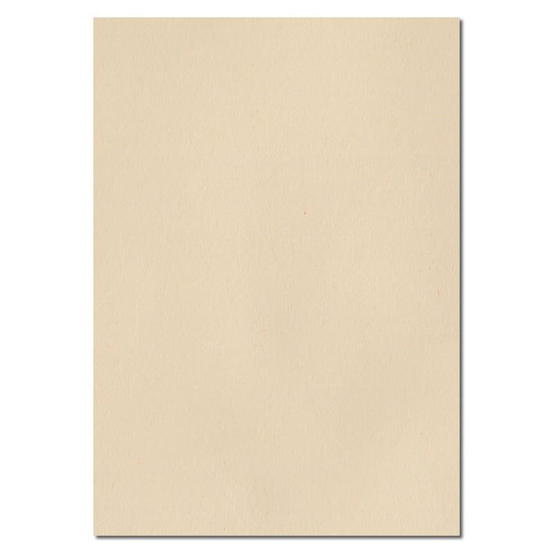 297mm x 210mm Cream Cream A4 100gsm Paper
