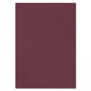 297mm x 210mm Deep Burgundy Red A4 120gsm Paper