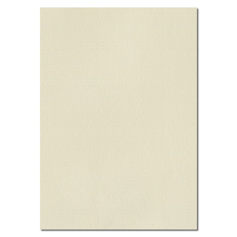 297mm x 210mm Ivory Laid Ivory A4 115gsm Paper