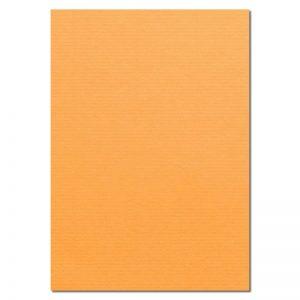 297mm x 210mm Mango Orange A4 100gsm Paper