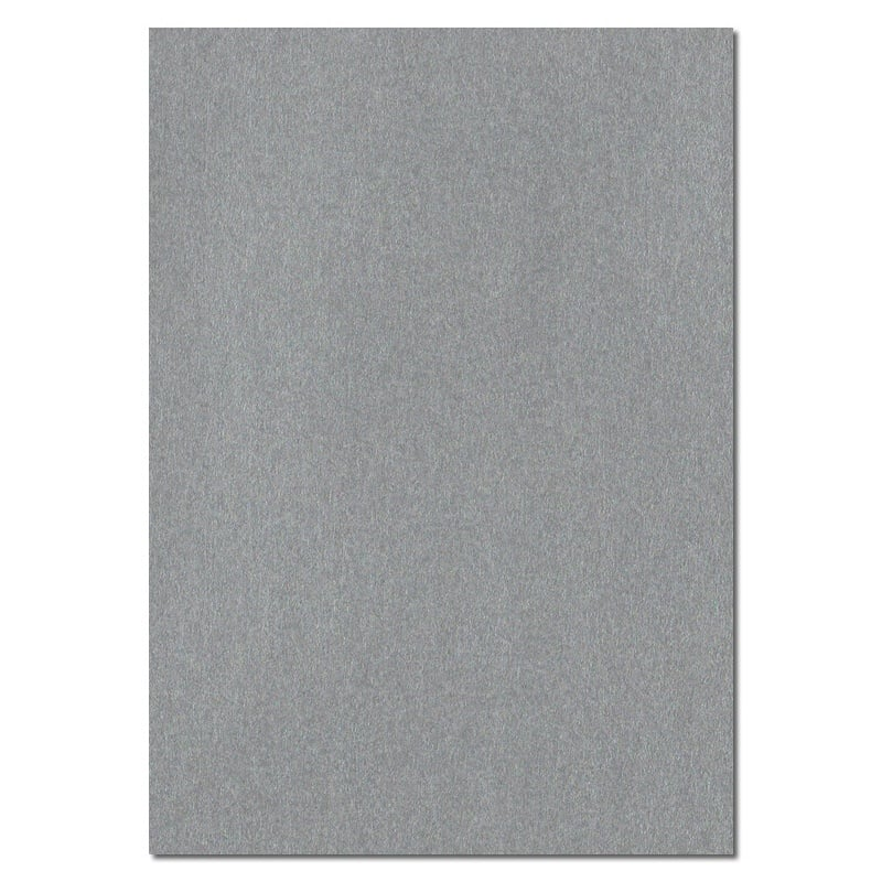 297mm x 210mm Silver Metallic Silver A4 100gsm Paper